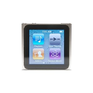 Chicago Ipod Nano 6th Lcd Screen Replacement Battery
