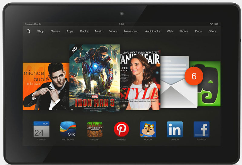 Chicago Amazon Tablets Repair | Amazon Kindle Fire Repair | Amazon